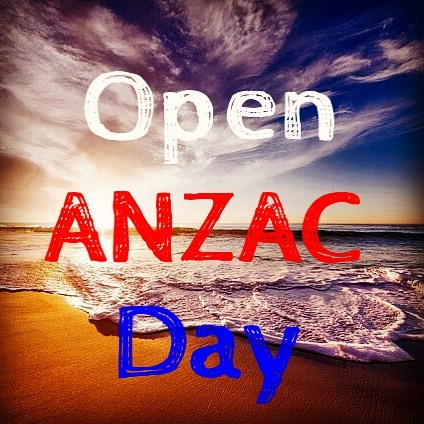 Yes we are open ANZAC Day from about 4 pm. The owner may regale you with some  #poetry from Banjo Paterson about the ANZACS if we are not busy. Be warned #theviewpizza  #anzacday