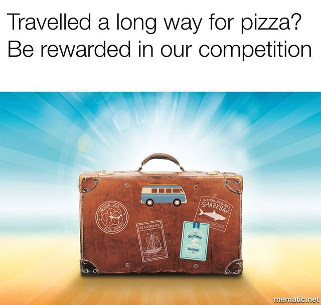 That's right! Enter #theviewpizza #competition  Starts tomorrow! Check www.theviewpizza.com for more info #hardysbay #hardysbaynsw #killcare #killcareheights