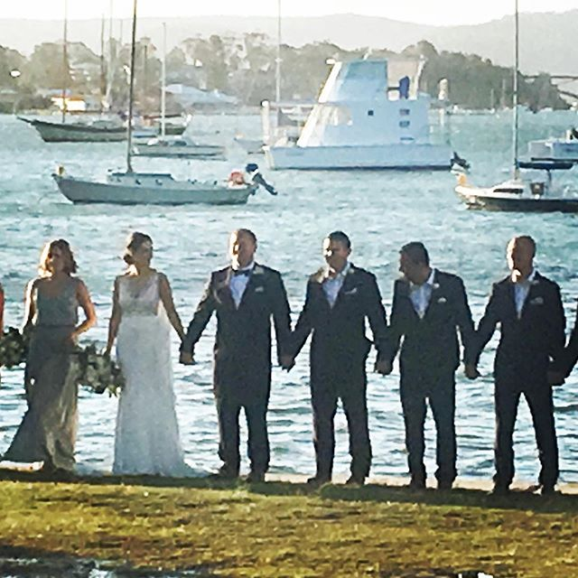 What a backdrop in Hardys bay #weddings #theviewpizza #rightnow